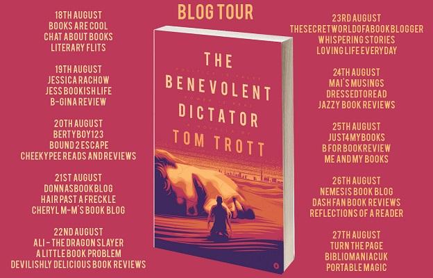 The Benevolent Dictator Full Tour Banner