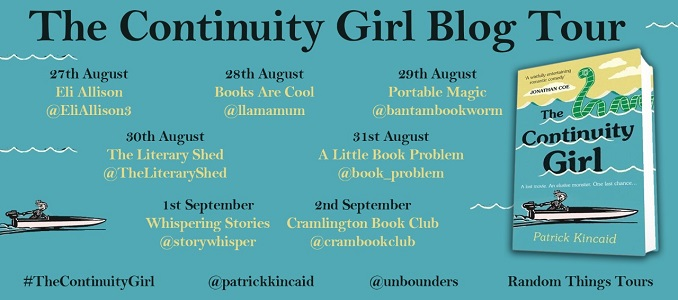 The Continuity Girl tour poster