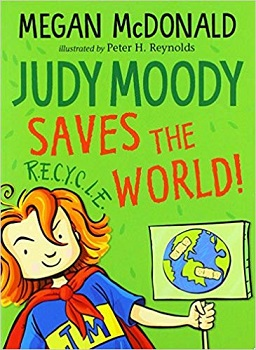 Judy Moody Saves the World by Megan McDonald