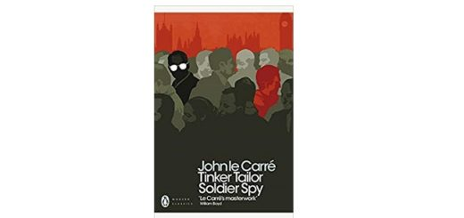 Feature Image - Tinker Tailor Soldier Spy by John Le Carre