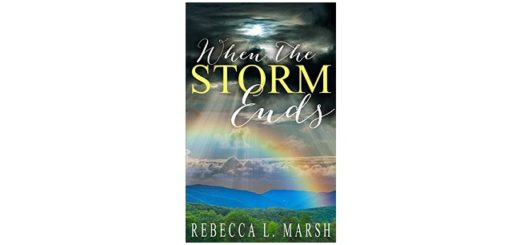 Feature Image - When the Storm Ends by Rebecca L Marsh