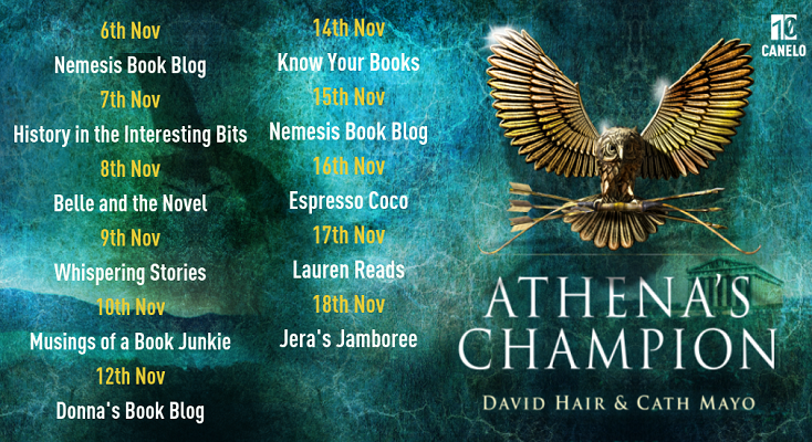 Athena's Champion blog tour banner (2)