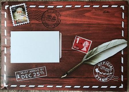 Santa Letter Six