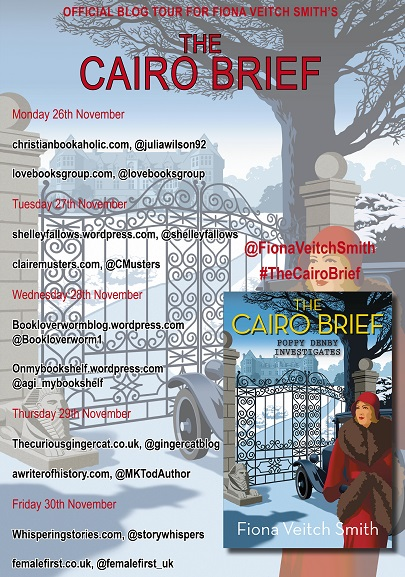 The Cairo Brief - Blog Poster 26Nov18