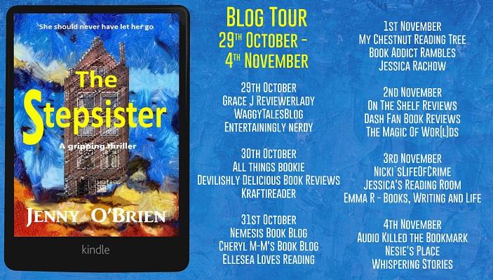 The Stepsister Full Tour Banner