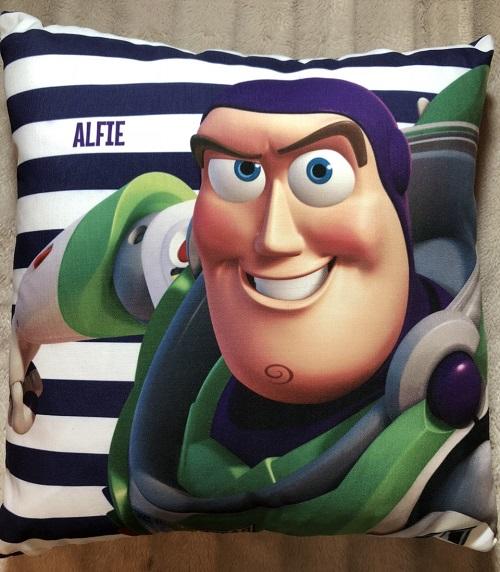 Toy story 3 cushion