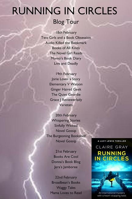 Running in Circles Blog Tour