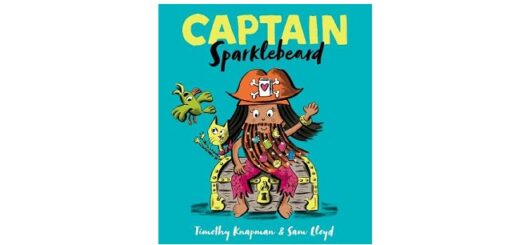 Feature Image - Captain Sparklebeard by Timothy Knapman