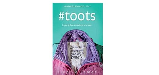 Feature Image - Book cover of Toots by Linh Le James