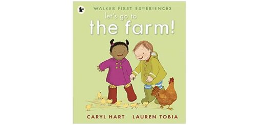 Feature Image - Lets go to the farm by caryl hart