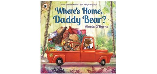 Feature Image - Where's Home, Daddy Bear by Nicola O'Byrne