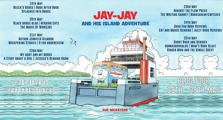 Jay-Jay and his Island Adventure Full Tour Banner