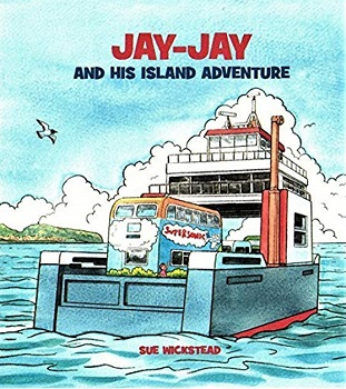 Jay jay and his island adventure by sue wickstead