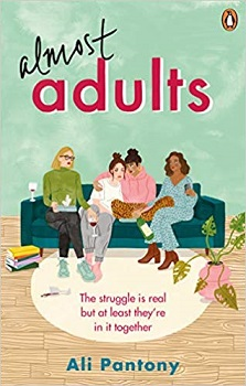 Almost Adults by Ali Pantony