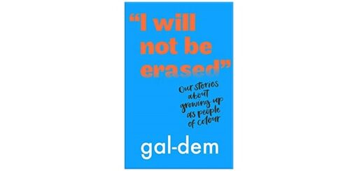 Feature Image - I will not be erased by Gal dem
