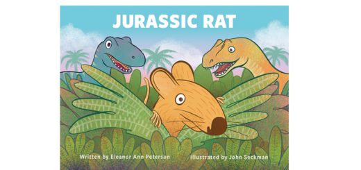 Feature Image - Jurassic Rat by Eleanor A. Peterson