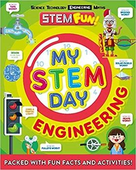 My STEM Day - Engineering by Nancy Dickmann