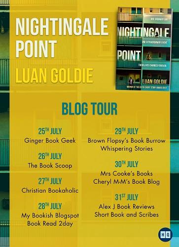 BLOG TOUR Nightingale Point