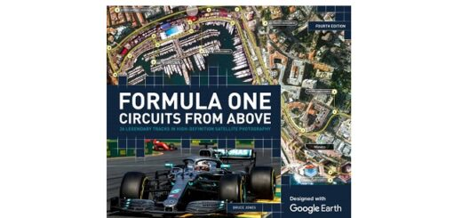 Feature Image - Formula One Circuits From Above by Bruce Jones