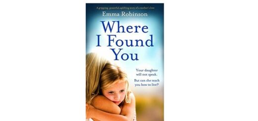 Feature Image - Where I found you by Emma Robinson